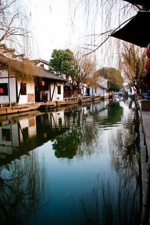 zhouzhuang: Zhouzhuang ancient town