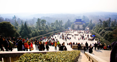 mausoleum: Sun Yat-sen Mausoleum