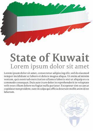 kuwait: flag of Kuwait