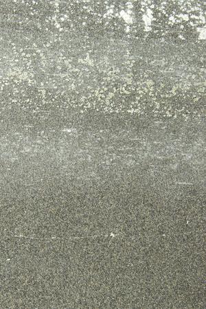 Sandpaper. Sanding paper, emery cloth. Coarse fraction.