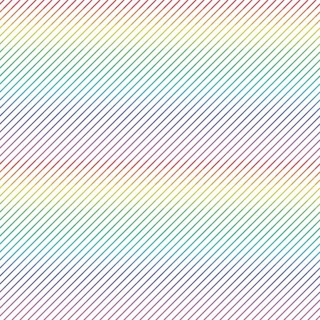 Seamless pattern of lines, Multicolor rainbow grunge background