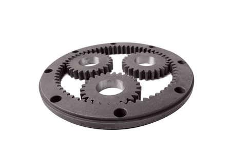 machine teeth: ring gear