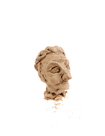 childs play clay: sculpture
