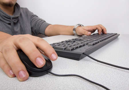 klawiatura: Aby przeglądać internet