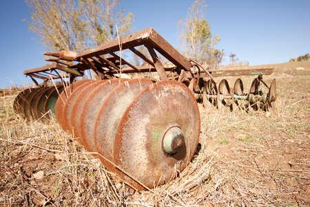 the equipment: field equipment Stock Photo