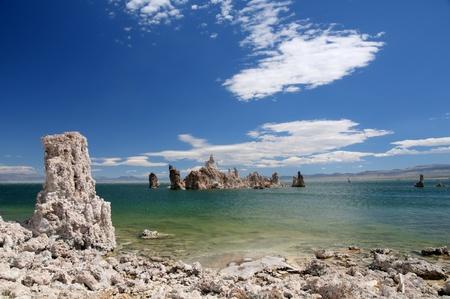 Mono Lake National Park. Sierra Nevada.
