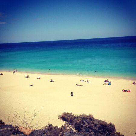 sund: Beach Stock Photo