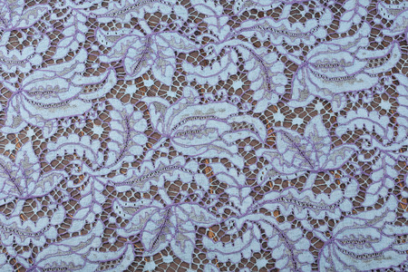 fragmented: close-up fragment texture lace floral ornament studio