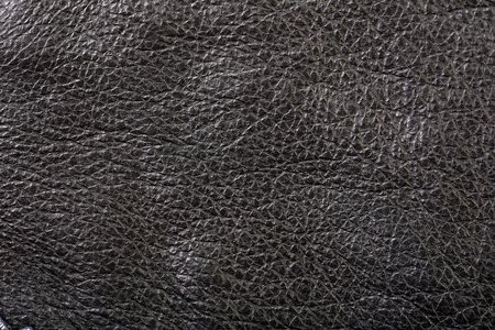 black leather texture: macro texture fragment black leather studio