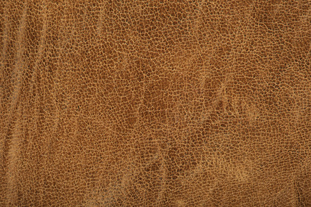 mottled background: macro texture fragment brown leather studio