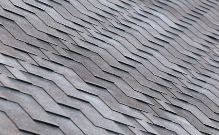 light slate gray: Isolated close-up texture gray tiles in natural light