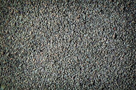 macro background texture of fine gravel