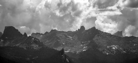 mountains, landscape Stock Photo