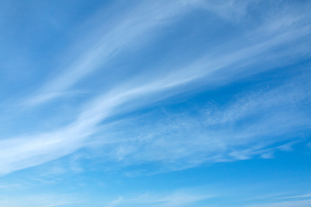 Blue sky with clouds background Stok Fotoğraf - 45675971