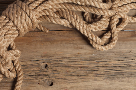 queens rope rope with beautiful texture Stok Fotoğraf - 46232914
