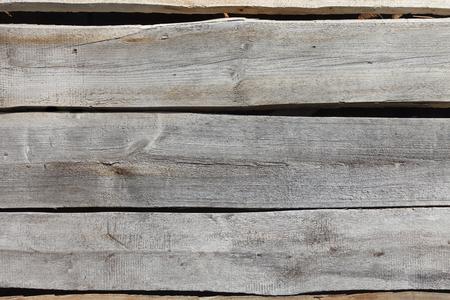 灰色の古い納屋ボード、テクスチャ