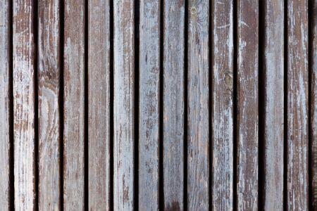Vertical wooden picket fence texture background