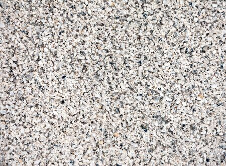 The texture of the stone is made of stone chips from which concrete and pavers are made.