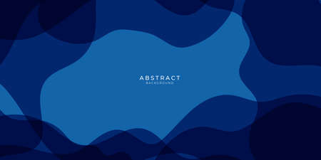 Abstract blue background with dynamic effect. Motion vector Illustration. Trendy gradients. Can be used for advertising, marketing, presentation