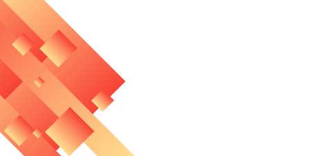 Light orange abstract background for presentation design, banner, backdrop