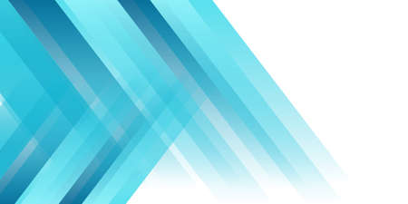 Blue background with copy space. Low poly vector illustration. Used opacity mask of background