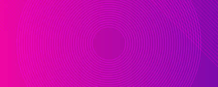 Abstract tech background with wave water circle spiral light texture. Vector illustration for presentation design with modern futuristic corporate and technology concept  イラスト・ベクター素材
