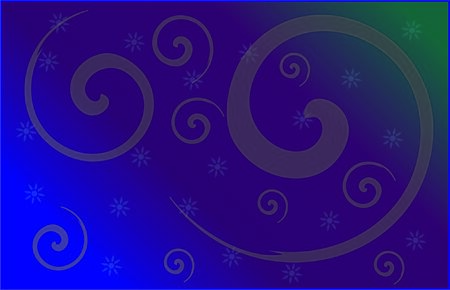 blue green background: Purple blue green background with swirls Illustration