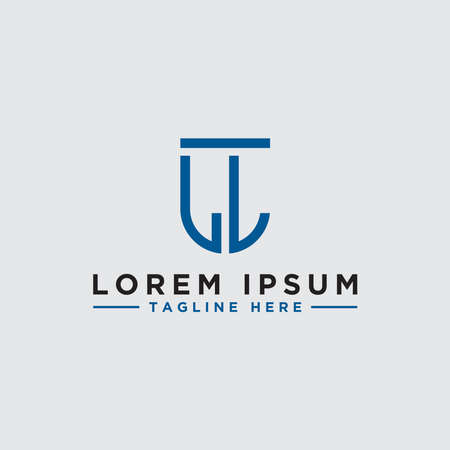 logo design inspiration, for companies from the initial letters logo icon LL. -Vectors