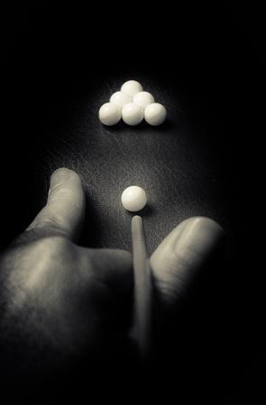 profesional: mini billiard