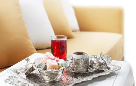 Eid al-Fitr Tabriz, Trk Brown, Trk Delights, sherbet