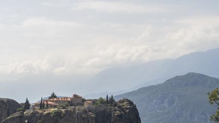 Monastery Holy Trinity, Agia Trias Meteora, Greece