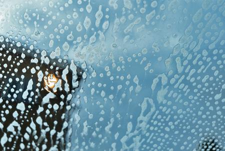 lather at car wash