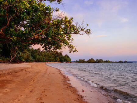 Ao Nam Mao beach in Krabi, Thailand Stock Photo