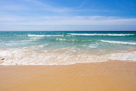 Karon beach on Phuket, Thailand