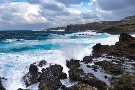 Northern coast of Tenerife, Canary Islands, Spain Reklamní fotografie