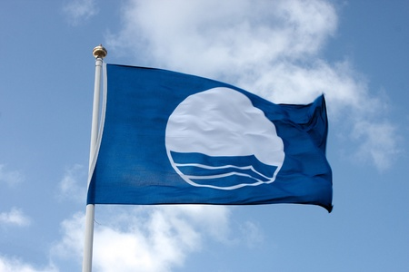wavering: Blue Flag awarded to clean beaches