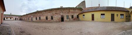 terezin: Campo di concentramento di Terezin in Repubblica Ceca
