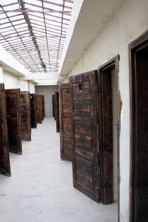 terezin: Camere prigione nel campo di concentramento di Terezin