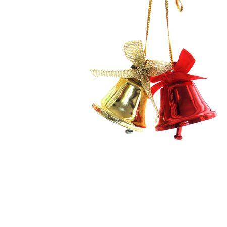 karácsonyi dekoráció fehér alapon