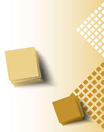 Világos háttér a homok színű csempe Stock fotó