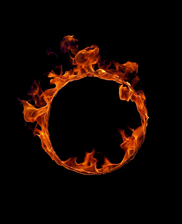Ring of fire Stock Photo - 60236994