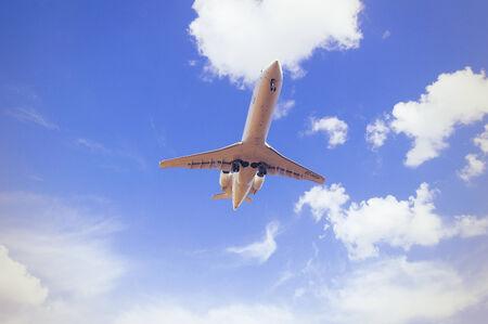 boing: An Airnostrum CRJ200 approaching LEZL