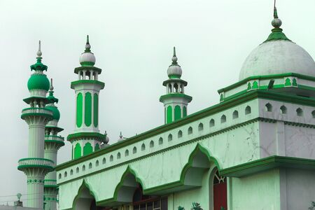 Islamic Religious Place Mosque Imagens