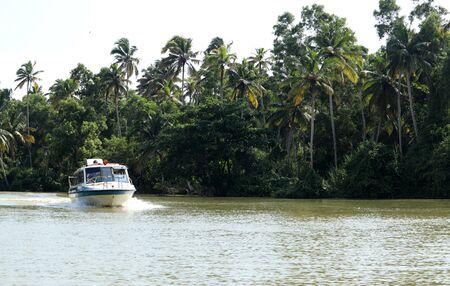 South India Natural Tour Destinations Stock Photo