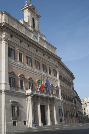 congressman: Italian Parliament