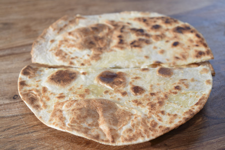 traditinal: traditinal  Italian flatbread: piadina emiliana