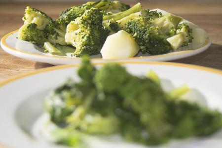 speciality: tasty Italian speciality: stewed turnip greens