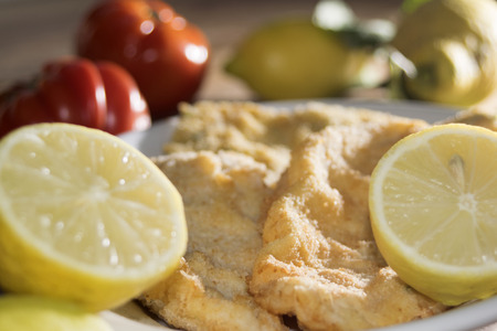 plaice: fry of fish fillet of plaice breaded and fried Stock Photo