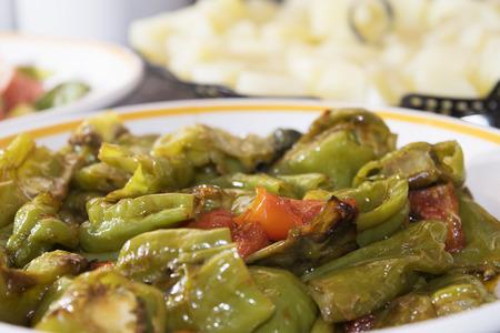 Il friggitello è un dolce italiano peperoncino ideale per friggere