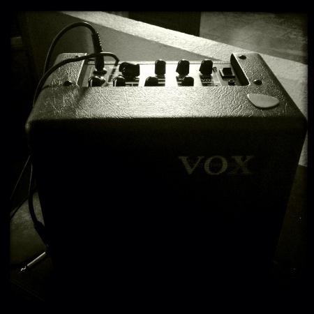 My mini amplifier